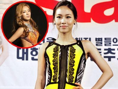 Fei Miss-A Niat Kalahkan Skill Hyoyeon SNSD di Dancing With The Stars!