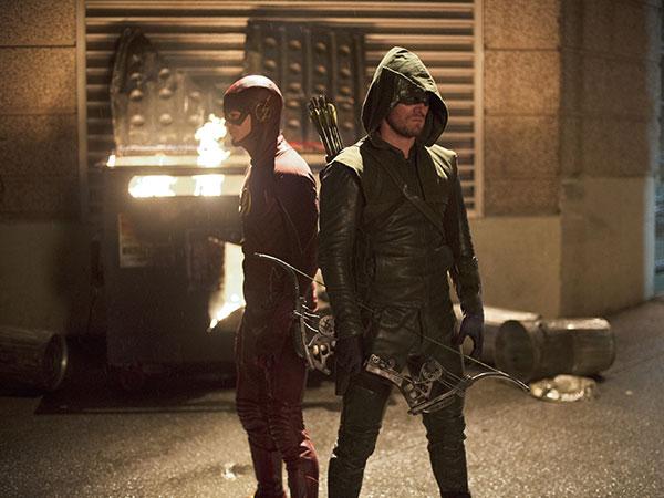 Sukses dengan 'The Flash', 'Arrow' Siapkan Spin-off Berikutnya