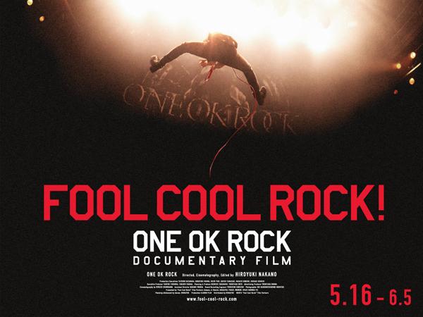 One Ok Rock Obati Rindu Para Fans Indonesia Lewat Film 'FOOL COOL ROCK!'