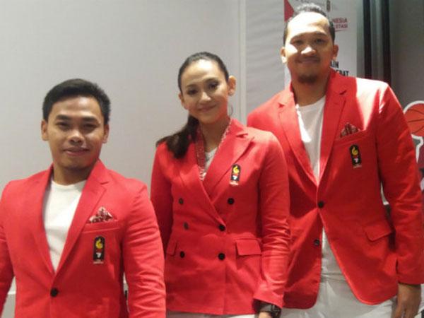 Seragam 'Kece' Defile yang Akan Dipakai Atlet Indonesia Pada Pembukaan Asian Games 2018