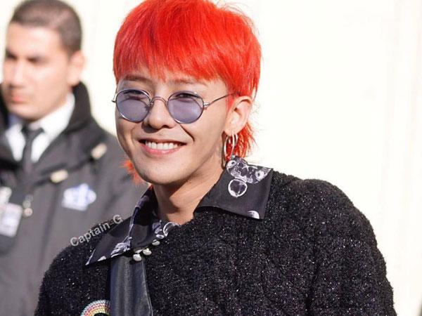 Ditinggal Wajib Militer, G-Dragon Siapkan Paket Mewah untuk 818 Fans Beruntung