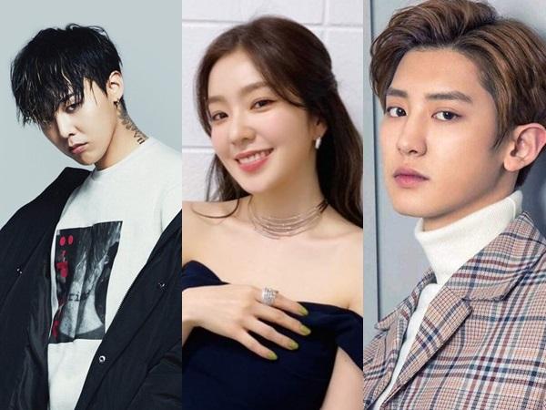Ada G-Dragon dan Chanyeol EXO, Inilah Deretan Idola K-Pop yang Sering Pakai Barang Mewah