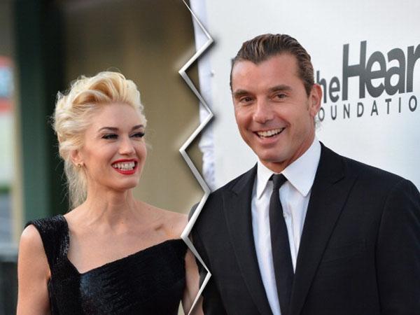 Tiga Belas Tahun Menikah, Gwen Stefani dan Gavin Rossdale Putuskan Bercerai