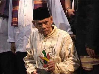 Komedian Haji Bodong Meninggal Dunia