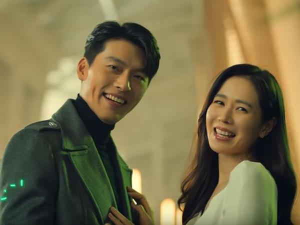 Hyun Bin dan Son Ye Jin Pamer Kemesraan di Iklan Terbaru