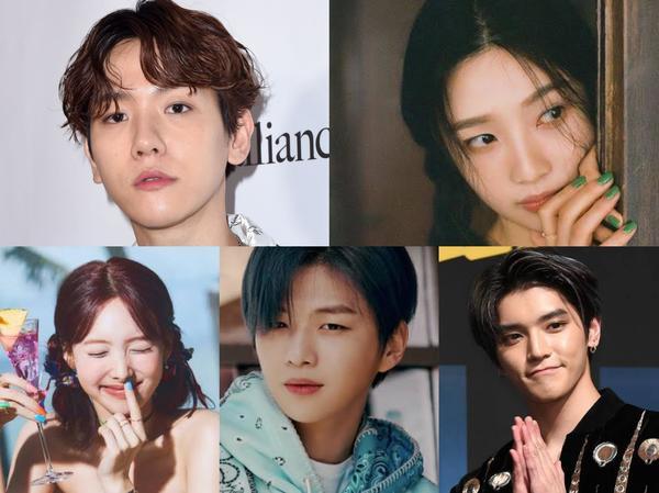 7 Idol K-Pop Ini Punya Banyak Haters, Alasan Sepele Hingga Tidak Jelas