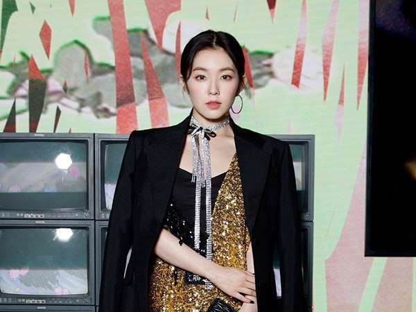 Irene Red Velvet Bergaya Edgy di Paris Fashion Week 2019, Yay or Nay?
