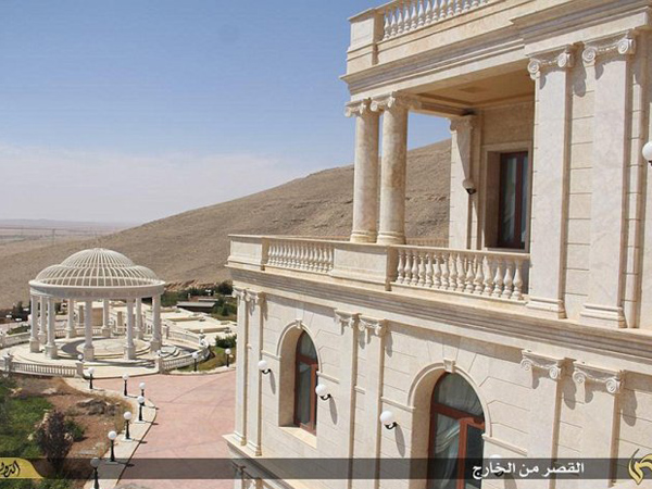 Istana Keluarga Raja Qatar Kini Jadi Markas ISIS