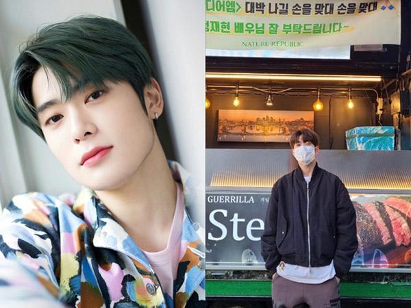 Jaehyun NCT Pamer Kiriman Food Truck Steak, Dari Siapa?