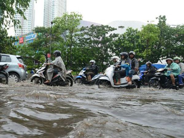 5 Kali Diguyur Hujan Lebat, Ahok Bangga Jakarta Tak Banjir