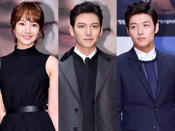 Ji Chang Wook Lebih Banyak Cium Kang Ha Neul Ketimbang Park Min Young?