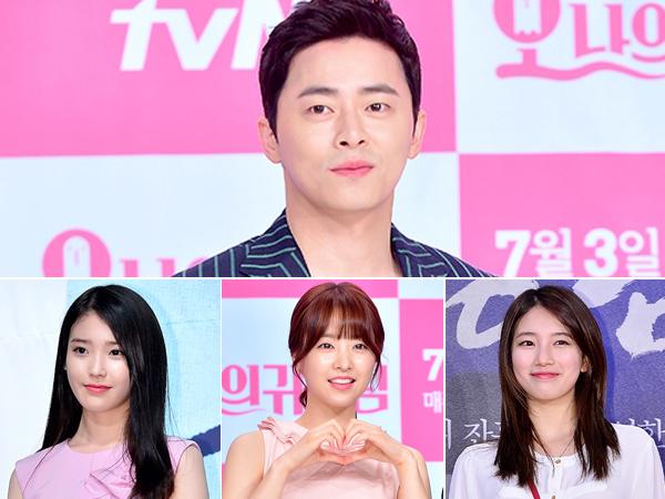 Pernah Akting Bareng 3 Aktris Muda dan Cantik Ini, Jo Jung Suk Jadi Musuh Para Pria Korsel!