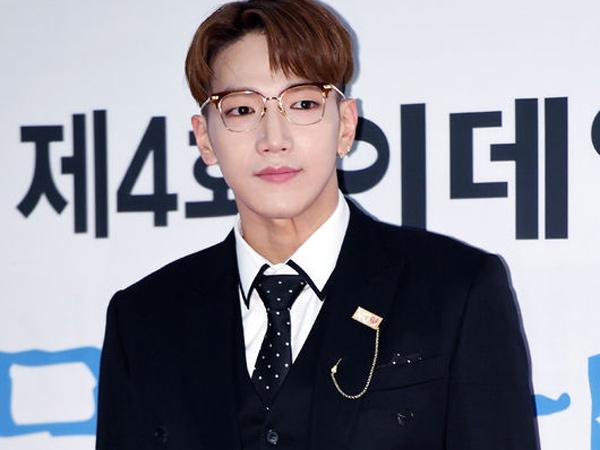 Buka Suara Pertama Kali Pasca Kecelakaan Panggung, Apa Kata Jun.K 2PM?