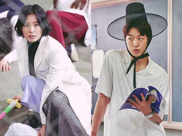 Aksi Kocak Jung Yu Mi dan Nam Joo Hyuk Jadi Pembasmi Hantu di Serial Baru Netflix