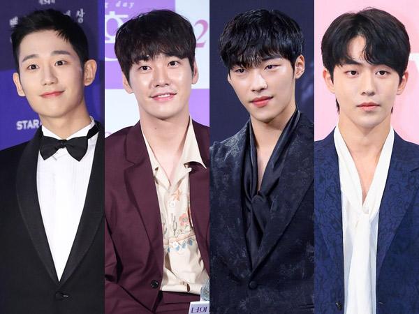 Jung Hae In Hingga Kim Young Kwang Bersaing Ketat di Kategori Aktor Pendatang Baru 'Seoul Awards 2018'