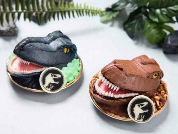 Unik! Kafe di Jepang Ini Suguhkan Rangkaian Menu Bertema Dinosaurus
