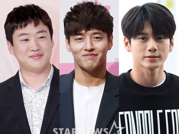 Kang Ha Neul, Ong Seongwoo, dan Ahn Jae Hong Fix Jadi Member Variety JTBC Traveler 2