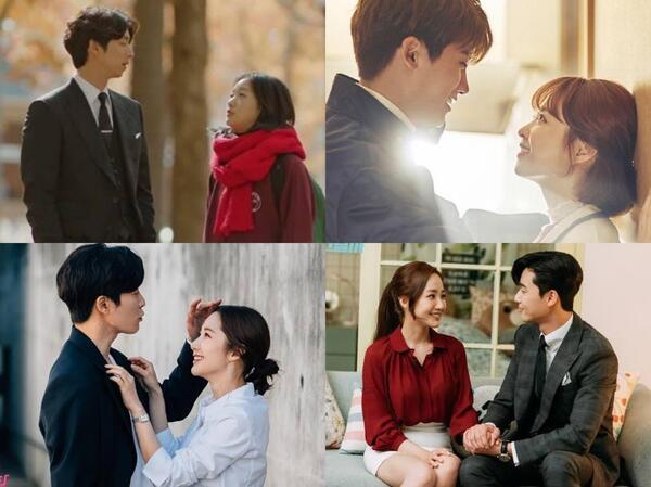 Bikin Gemas, Ini 5 Karakter Cowok Bucin di Drama Korea