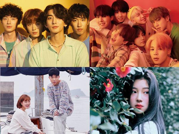 Korean Music Awards Umumkan Daftar Nominasi Tahun Ini
