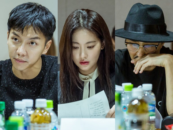 Seriusnya Lee Seung Gi Hingga Cha Seung Won Dalami Karakter di Diskusi Naskah Pertama 'Hwayugi'