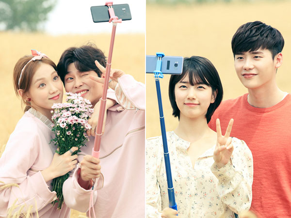 Bocoran Lucunya Kencan Dua Pasangan di Episode Terbaru 'While You Were Sleeping'