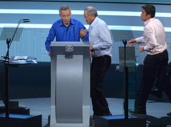Bikin Kaget, Perdana Menteri Singapura Nyaris Ambruk di Pidato Tahunan Jadi Viral