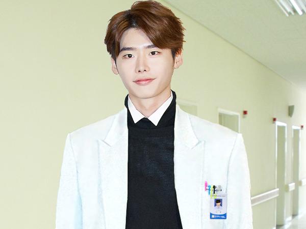 Cocok, Lee Jong Suk Kembali Dapat Tawaran Peran Sebagai Dokter!