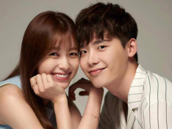 Dramatisnya Pertemuan Cinta Dua Dimensi Lee Jong Suk dan Han Hyo Joo di Teaser Drama 'W'