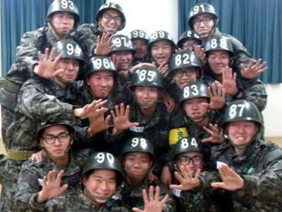 Leeteuk Dijadikan Komandan Pasukan di Kamp Militer