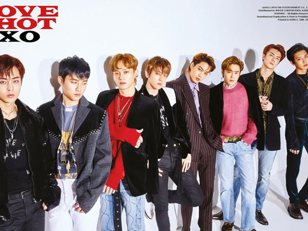 Lirik Lagu EXO 'Love Shot' Buat Fans Khawatir, Benarkah Ada Isyarat 'Kepergian'?