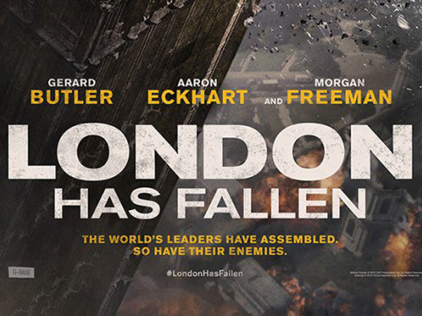 Beralih Dari Bunker Olympus, Presiden Amerika Menjadi Saksi Hancurnya 'London Has Fallen'