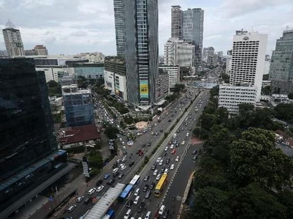 Mungkin Tak Disadari, Karena Hal Inilah Macet Jakarta Ternyata Berkurang 8 Persen