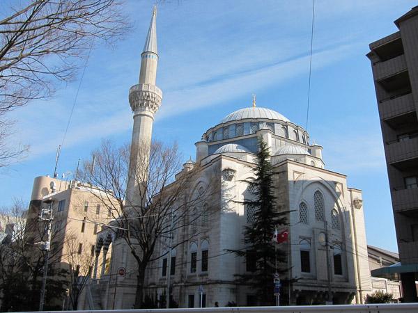 Jumlah Pengunjung Masjid di Shibuya Tokyo Meningkat Pasca Penyanderaan ISIS