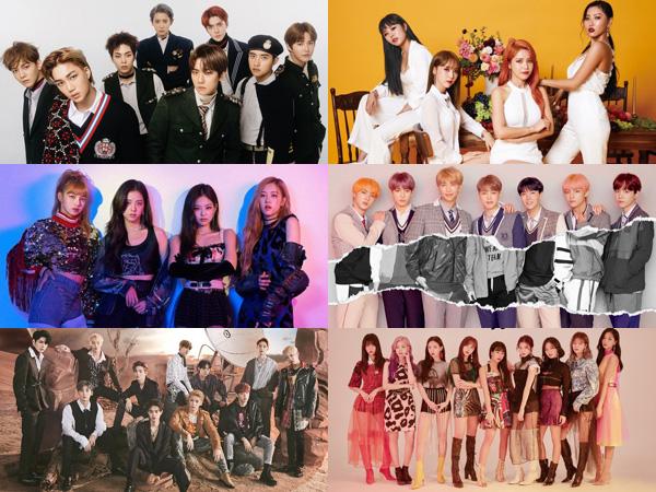 Melon Music Awards 2018 Umumkan Pemenang Penghargaan TOP 10!