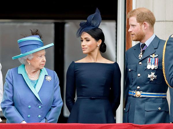 Dinilai Tak Minta Izin Ratu Namai Anak Lilibet, Pangeran Harry Tegaskan Ini