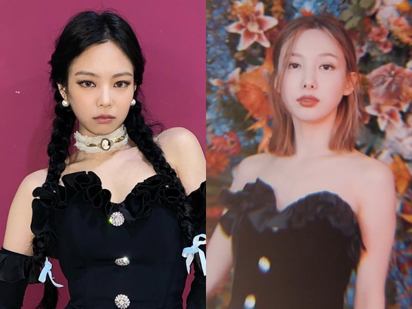 Outfit Kembar Jennie BLACKPINK vs Nayeon TWICE, Who Wore It Better?