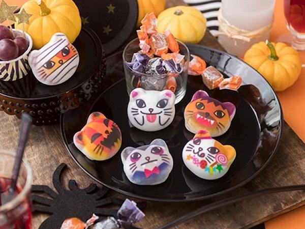 Gemasnya Marshmallow Bertema Hantu yang Siap Menyambut Halloween