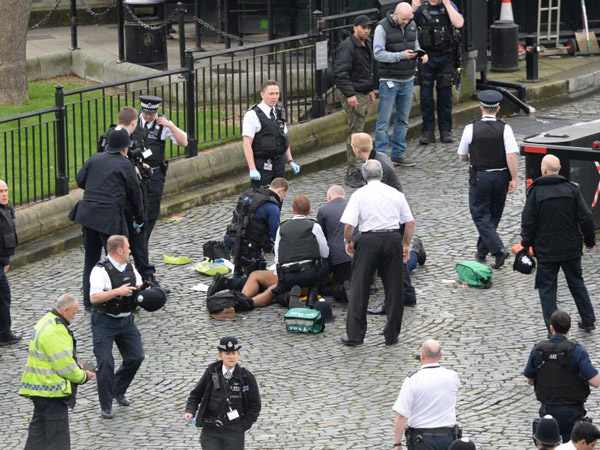 Diduga Terinspirasi dari ISIS, Ini Penampakan Pelaku Teror Tabrakan London