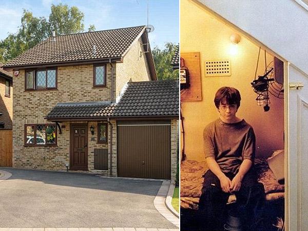 Jadi Ikon, Rumah Privet Drive 'Harry Potter' Dijual Miliaran Rupiah!