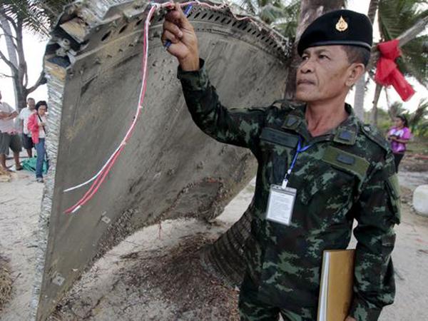 Sempat Berharap, Malaysia Pastikan Puing di Thailand Bukan Milik Pesawat Nahas MH370