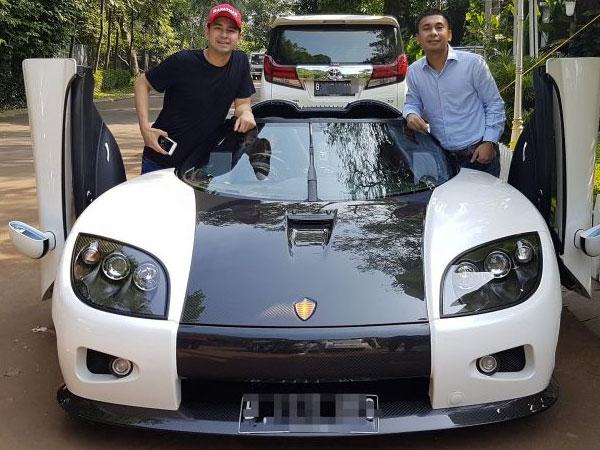 Raffi Ahmad Kena 'Sentil' Ditjen Pajak Usai Pamer Mobil Super Mewah
