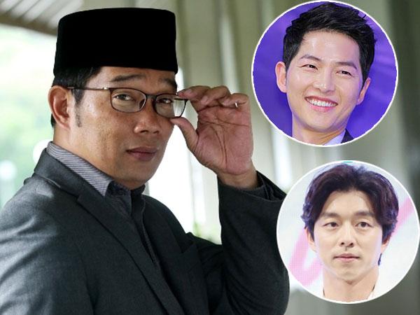 Wah, Ridwan Kamil Bakal Bawa Song Joong Ki Hingga Gong Yoo ke Bandung?
