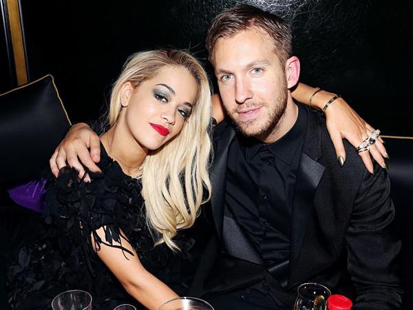 Rita Ora Tunda Rilis Album Baru Karena Calvin Harris?