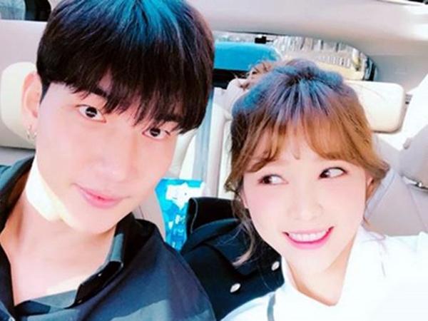 Selamat! Soloist Roh Ji Hoon Umumkan Kehamilan Sang Pacar dan Tanggal Pernikahan