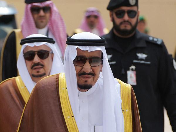 Situasi Saat Rudal Houthi Mengincar Kediaman Raja Salman dan Meledak Keras