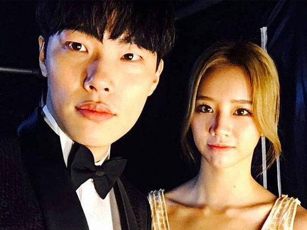 Dispatch Rilis Cuplikan Hyeri Girl's Day Berkunjung Ke Rumah Ryu Jun Yeol