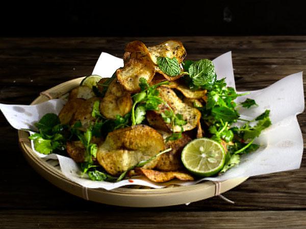 Resep Salad Keripik Kentang yang Siap Jadi Camilan Bernutrisimu!