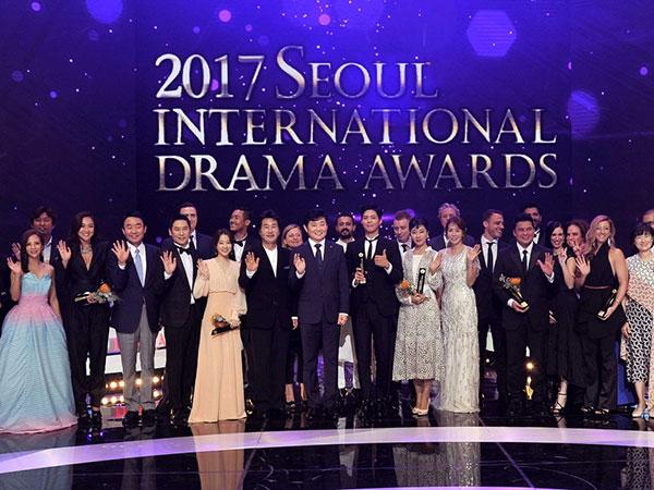 Congrats, Inilah Daftar Lengkap Pemenang 'Seoul International Drama Awards 2017'!
