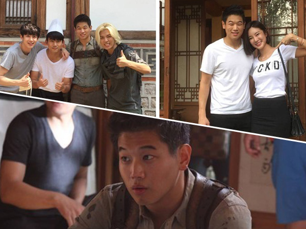 Wah, Ki Hong Lee Bintangi Parodi Film 'The Maze Runner' di Korea?