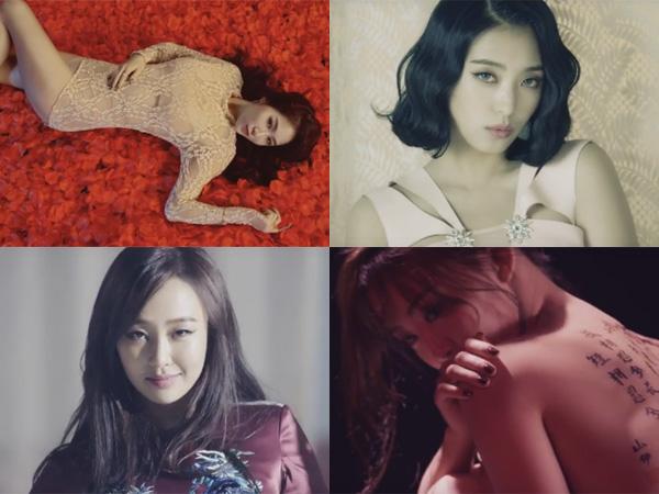 Resmi Rilis, Intip Aksi Seksi Penuh Kemewahan A la Sistar di Video Musik 'I Like That'